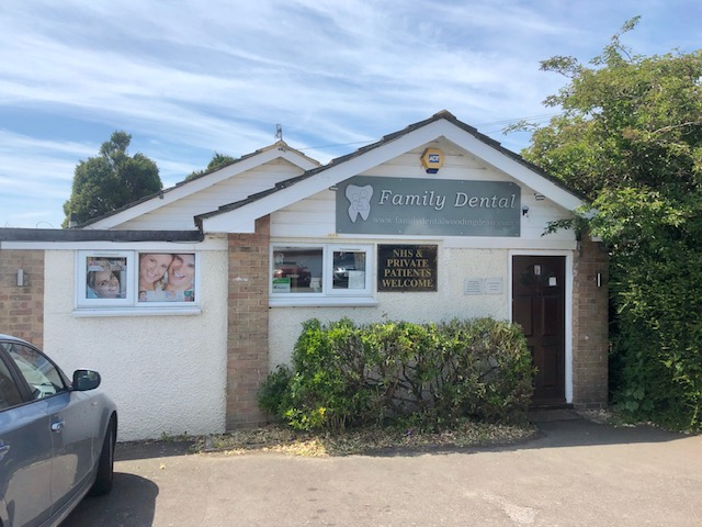 Family Dental Practice - Brighton - Woodingdean - East Sussex - UK